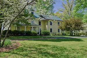 Country Home in Orange County VA for Sale