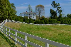 Virginia river plantation for sale